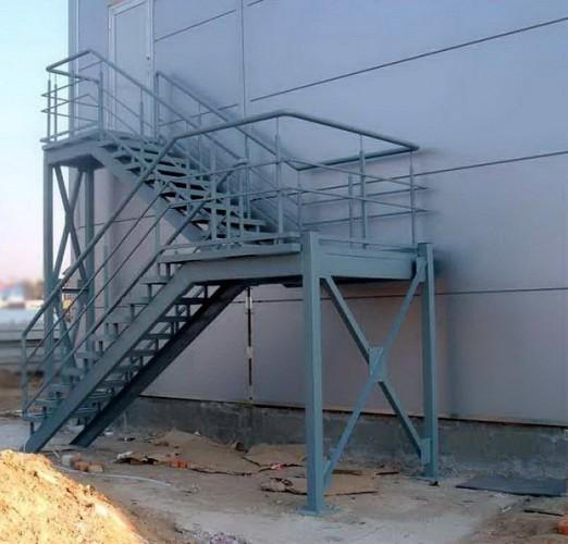 пожарные лестницы челябинск