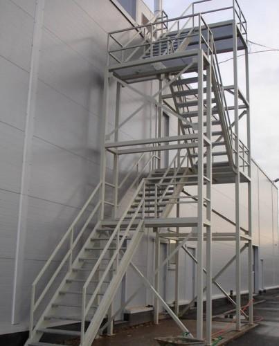 пожарные лестницы цена