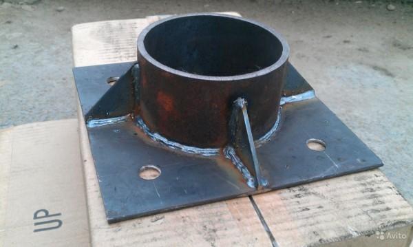металлические сваи винтовые челябинск