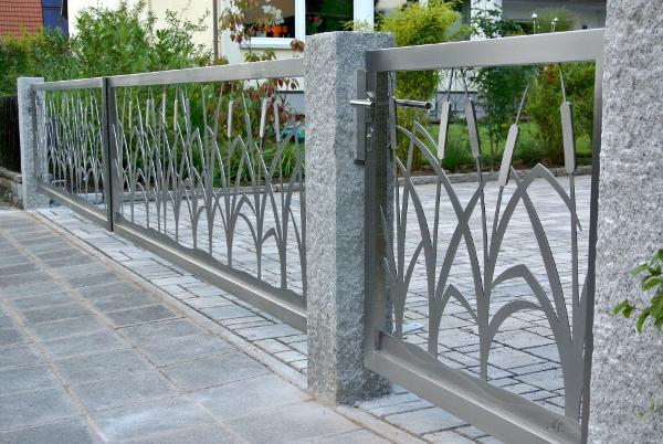 газонные ограждения металлические челябинск