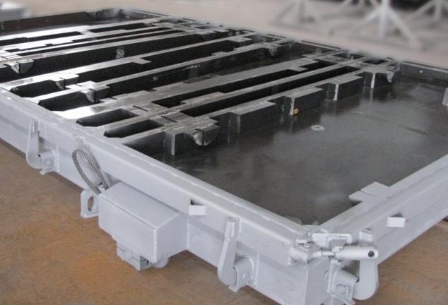 Металлоформа для изготовления  ЖБИ
