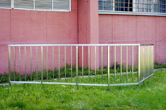 забор из нержавеющей стали цена
