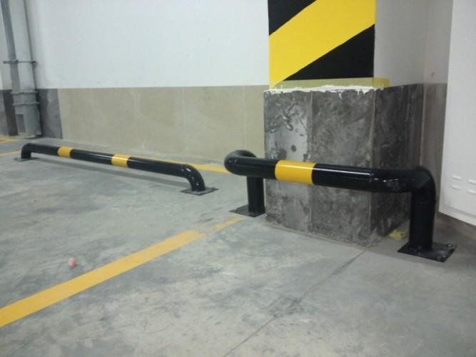 ограждение для парковочного места