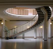Лестницы на монокосоуре