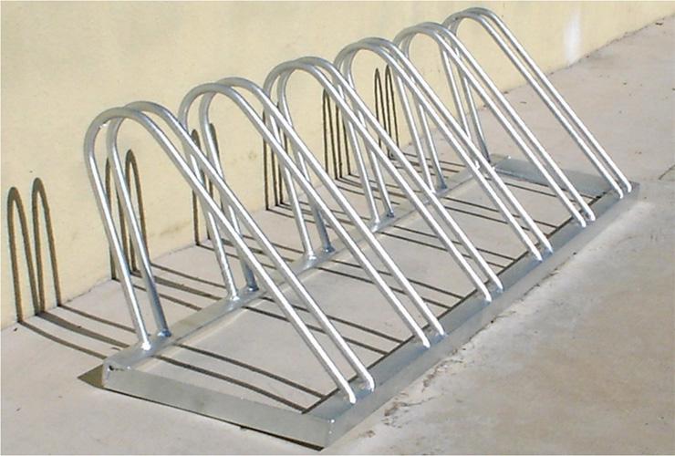 Велопарковки из нержавеющей стали (стоянка для велосипедов)