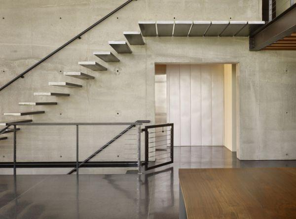 дизайнерские лестницы на заказ