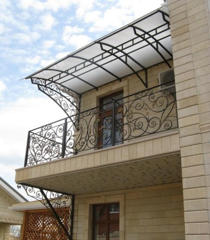 Какие металлоконструкции активно используются на даче?
